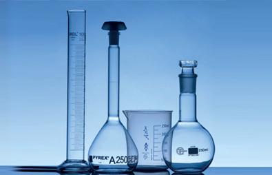 Plastica e vetreria da laboratorio